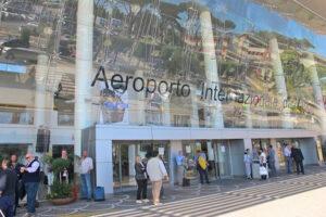 Amalfi Coast Airport - Naples Capodochino